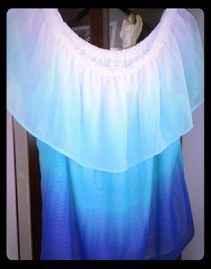 Stylus blouse